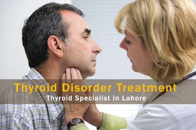 Thyroid Specialist in Lahore