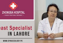 Breast Specialist in Lahore | Dr. Guofen Liu