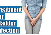 Female Bladder Infection Treatment